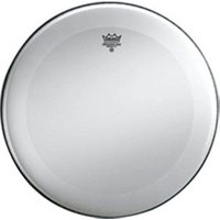 REMO Smooth White Powerstroke 3 Bassdrum 24