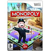 Monopoly - Featuring Classic & World Edition Boards (Wii)