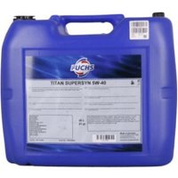 Fuchs Titan Supersyn 5W-40 (20 l)