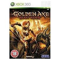 Golden Axe - Beast Rider (Xbox 360)