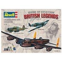 Revell Gift Set British Legends (05729)