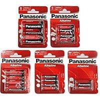Panasonic 4x AAA / LR03 Alkaline Power