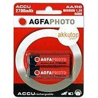 AgfaPhoto 2x AA 2700 / HR6 Accu