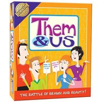 Cheatwell Games Them & Us