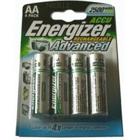 Energizer AA Rechargeable Advanced 2450 / HR6