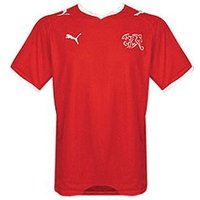 Puma Switzerland Home Shirt 2008
