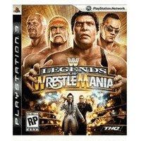 WWE - Legends of Wrestlemania (PS3)