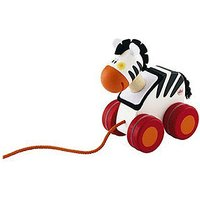Sevi Mini Pull Along Zebra