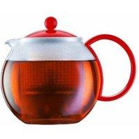 Bodum Assam Tea Press 1.0 L (1844-01) red