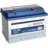 Bosch S4 12V 74Ah (0 092 S40 080)