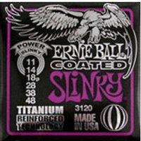 ERNIE BALL Coated Electric Power Slinky .011 - .048