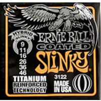 ERNIE BALL Coated Electric Hybrid Slinky .009 - .046