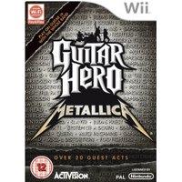 Guitar Hero: Metallica (Wii)