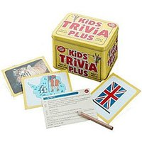 Paul Lamond Games Kids Trivia