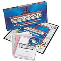 Paul Lamond Games Make Your Own Opoly