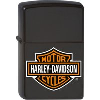Zippo On The Road HD Harley Bar & Shield