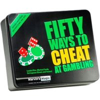 Marvin's Magic Marvin's Magic - Fifty Ways to Cheat at Gambling