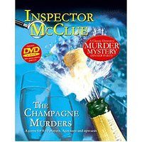 Paul Lamond Games Inspector McClue The Champagne Murders