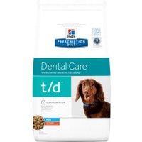 Hill's Prescription Diet Canine t/d Mini (3 kg)