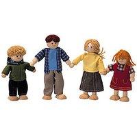 Plan Toys Doll Family - White