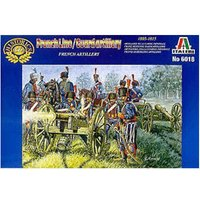 Italeri French Artillery (6018)