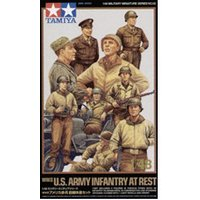 Tamiya US Troups WWII (32552)