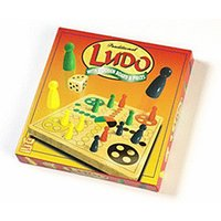 Paul Lamond Games Traditional Ludo