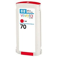 HP No. 70 (C9456A) Red