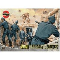 Airfix German Infantry WWI (01726)