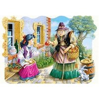 Castorland Snow White (20 pieces)