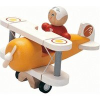 Plan Toys PlanCity - Classic Airplane with Pilot
