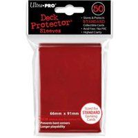 Ultra Pro Deck Protector Lava Red (81588)