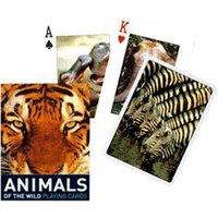 Piatnik Anímals of the Wild Playing Cards
