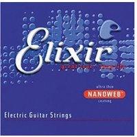 Elixir Strings Nanoweb Super Light 9-42