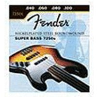 Fender Super Bass 7250s (7250 L)