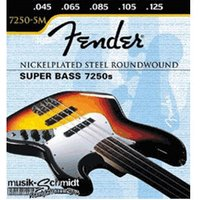 Fender Super Bass 7250s (7250 5-M)
