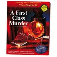 Paul Lamond Games Murder Mystery Party - First Class Murder