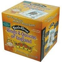 Green Board Games BrainBox - Kings & Queens of England