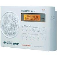 Sangean DPR-69+ white
