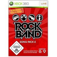 Rock Band: Song Pack Vol. 2 (Xbox 360)
