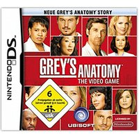 Grey´s Anatomy - The Video Game (DS)