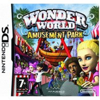 Wonder World Amusement Park (DS)