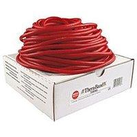 Thera Band Tubing 30.50 m red / medium