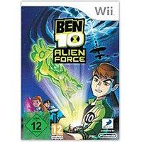 Ben 10 - Alien Force (Wii)
