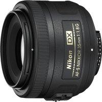 Nikon AF-S DX Nikkor 35mm f1.8 G