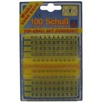 Sohni-Wicke Plastic strip-shot percussion caps 100