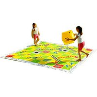 Traditional Garden Games Giant Garden Snakes and ladders