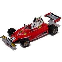 ixo La Storia 312 T Lauda No.12 Monaco GP 1975