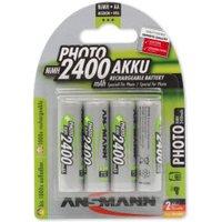 Ansmann 4x AA / HR6 2400 mAh (5030482)