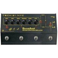 Tech 21 SansAmp Bassdriver Deluxe
